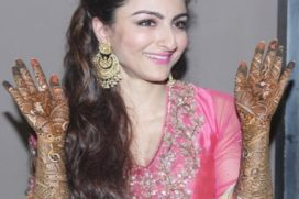 Soha Ali Khan's Wedding Bells on 25th January 2015