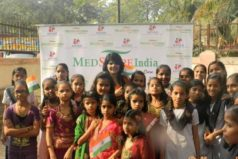 Vidya Thakur supports Save The Girl Child Initiative after Big B