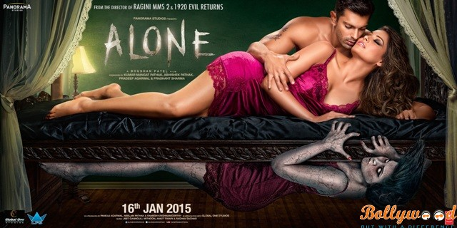 alone review