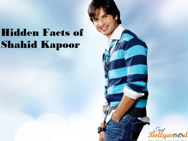 7 facts about shahid-kapoor-255116