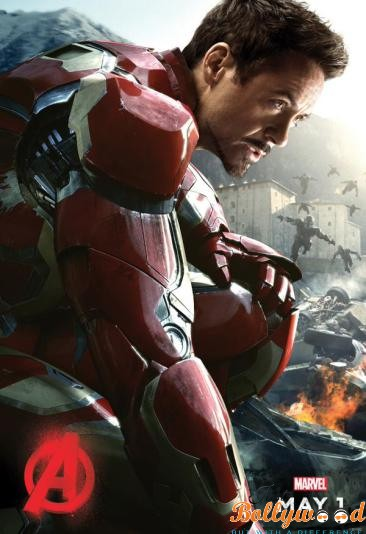 AOU-character-Iron-Man poster