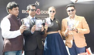 Alia Bhaat at book launch of I Hate Bollywood