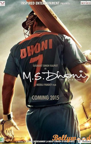 M.S.Dhoni The Untold Story