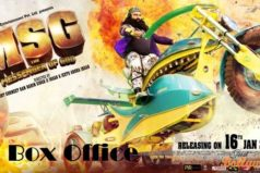 MSG – The Messenger First Week Box Office Collection