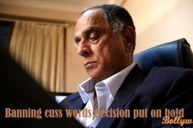 Censor Board circular banning cuss words put on hold