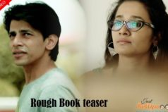 Catch the Rough Book teaser