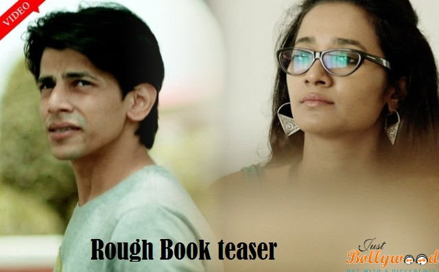 Rough-book teaser trailer released