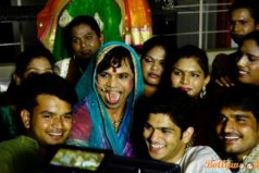 Rajpal Yadav will be seen as Transgendered Villain suggested by late Rituparno Ghosh in Faisal Saif's Amma