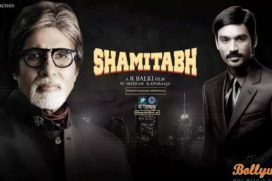 Shamitabh gets a U/A certificate from Censor board