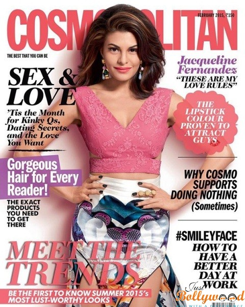 The Kick actress on Cosmopolitan coverpage