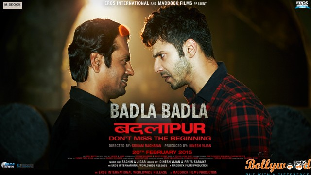Badlapur first week box office collection - Box office cine directors ...