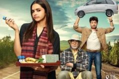 Presenting the EXCLUSIVE poster of Piku