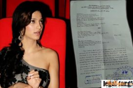 Court bars Shruti Hassan From Signing Any New Film