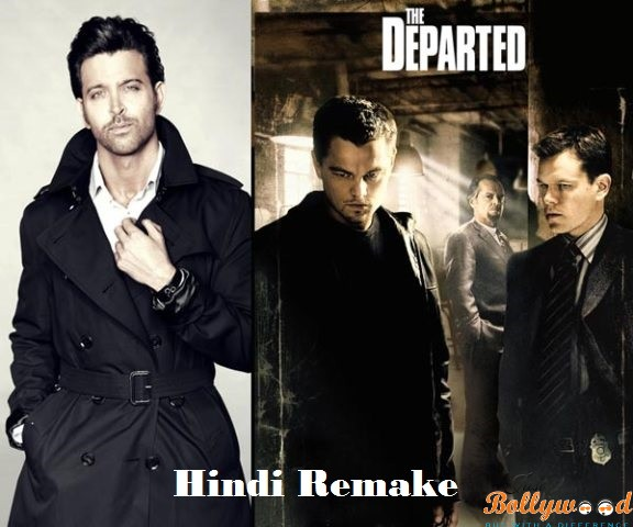 hrithik-in the-departed remake