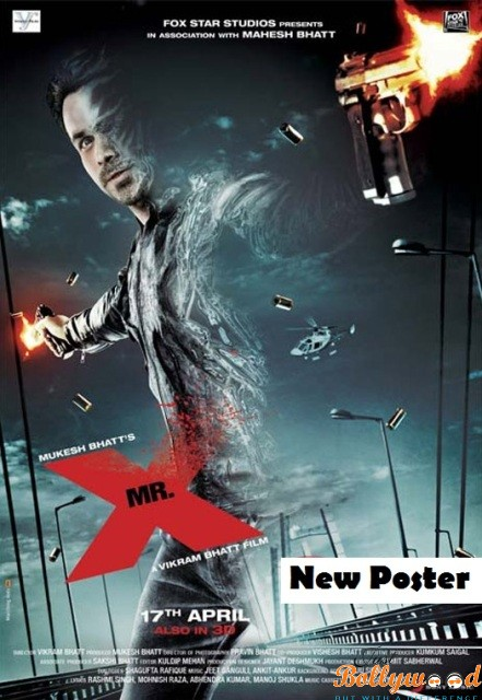 mr-x Brand-new-poster