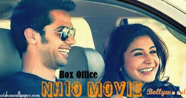 nh10 1st week box office collection