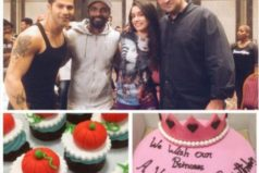 Catch Shradha's Birthday Gala time at ABCD 2 sets