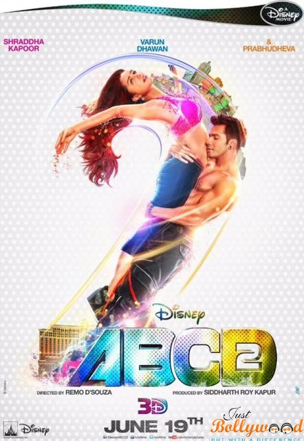 ABCD 2 official poster