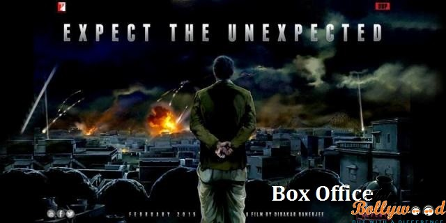 Detective Byomkesh Bakshy 1st Weekend box office collection
