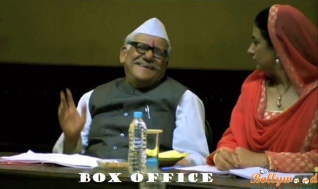 Jai-Ho-Democracy - First Weekend Box Office