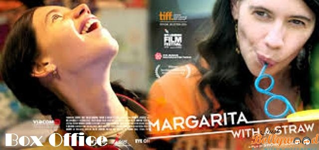 Margarita with a Straw First Week Box Office Collection