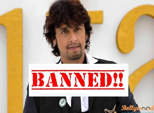 Sonu-Nigam banned by Zee tv