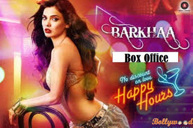 barkhaa 1st week box office collection