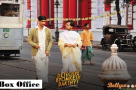 Detective Byomkesh Bakshy First week box office collection