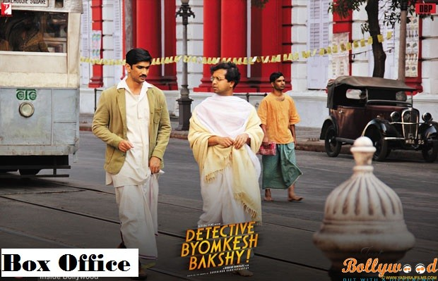 detective-byomkesh-bakshy 1st week box office collection