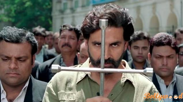 gabbar is back title song