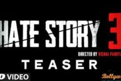 Catch Daisy Shah starrer Hate Story 3 teaser