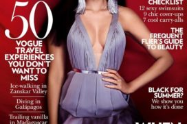 Catch Sonam Kapoor at Vogue's coverpage