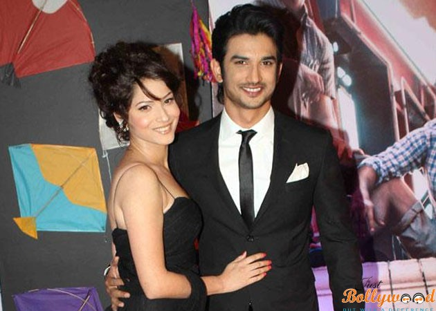 sushant-anikta slapped by his girl friend