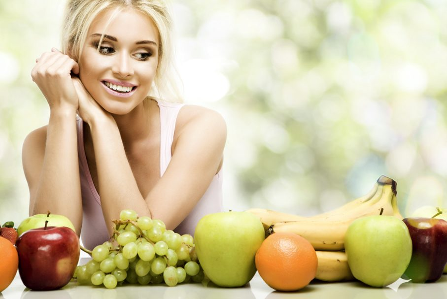 Food For Getting a Better Skin