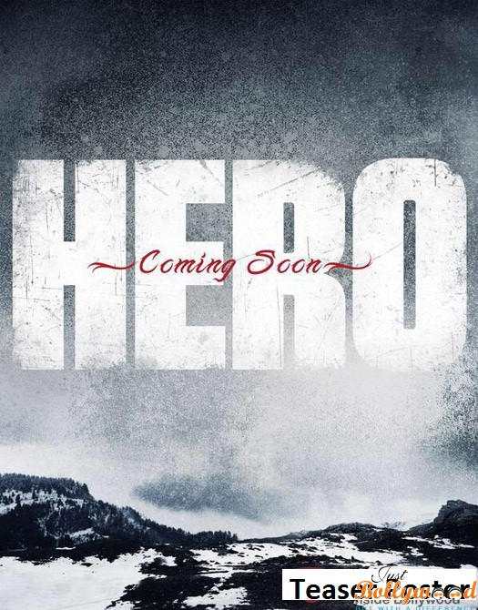 Hero first look teaser poster