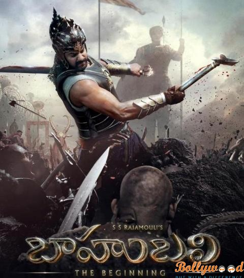 Prabhas as Baahubali