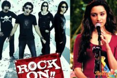 Shraddha Kapoor Gearing Up In Shillong to Pull Up Rock On 2