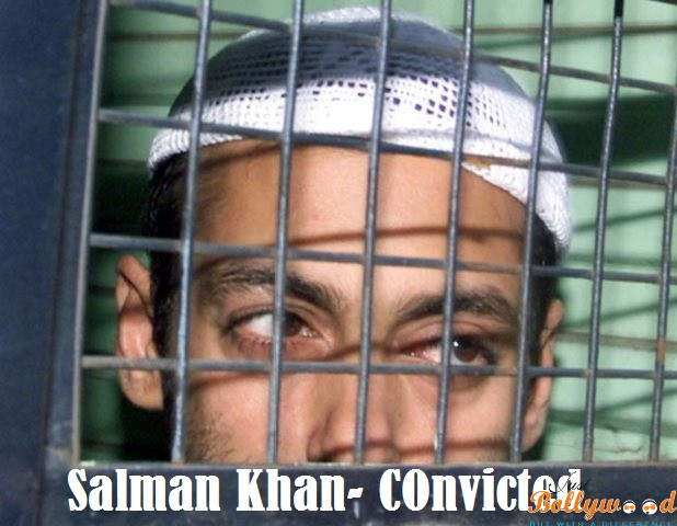 Salman Khan convicted in Hit and Run Case