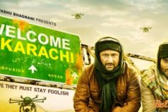 Welcome To Karachi Movie Review : A Quirky Comedy worth catching up for Arshad Warsi