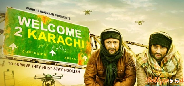 Welcome To Karachi review