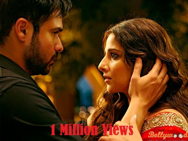 hamari-adhuri-kahani hits one million views