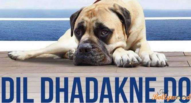 Dil-Dhadakne-Do- Dog Pluto comes on twitter_6