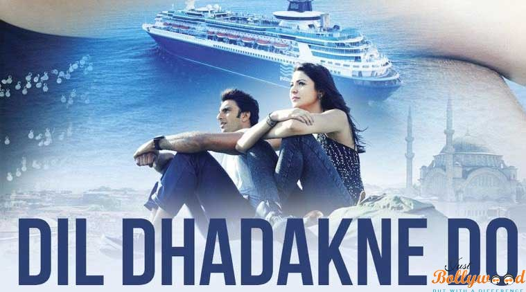 Dil dhadakne do 1st weekend box office report