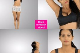 """Poonam Pandey's Sensuous Yoga Asanas Video """"Stay fit, Stay healthy and Stay Sexy"""""""