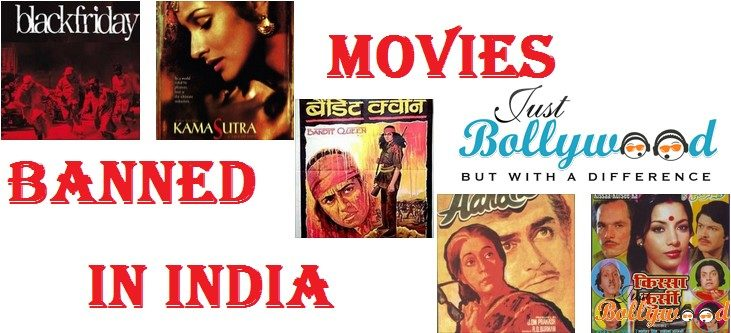 Movies Banned In India
