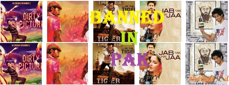 Banned In Pak