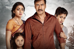 Drishyam Movie Review : A Typical Masala Thriller Without Any Thrill in It