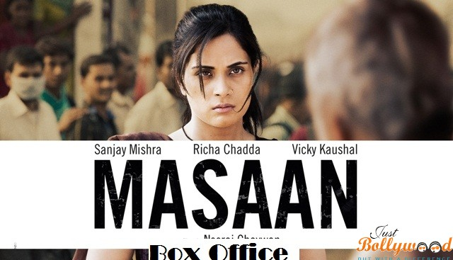 Photo of Masaan 1st Weekend Box Office Report
