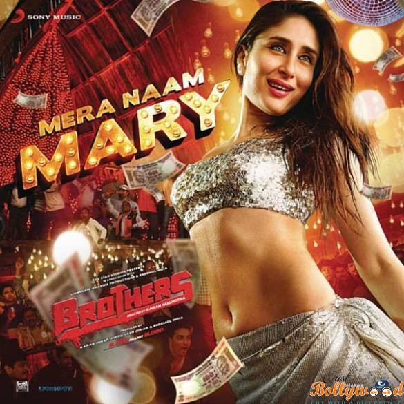 Mera Naam Mary Song Teaser from Brothers