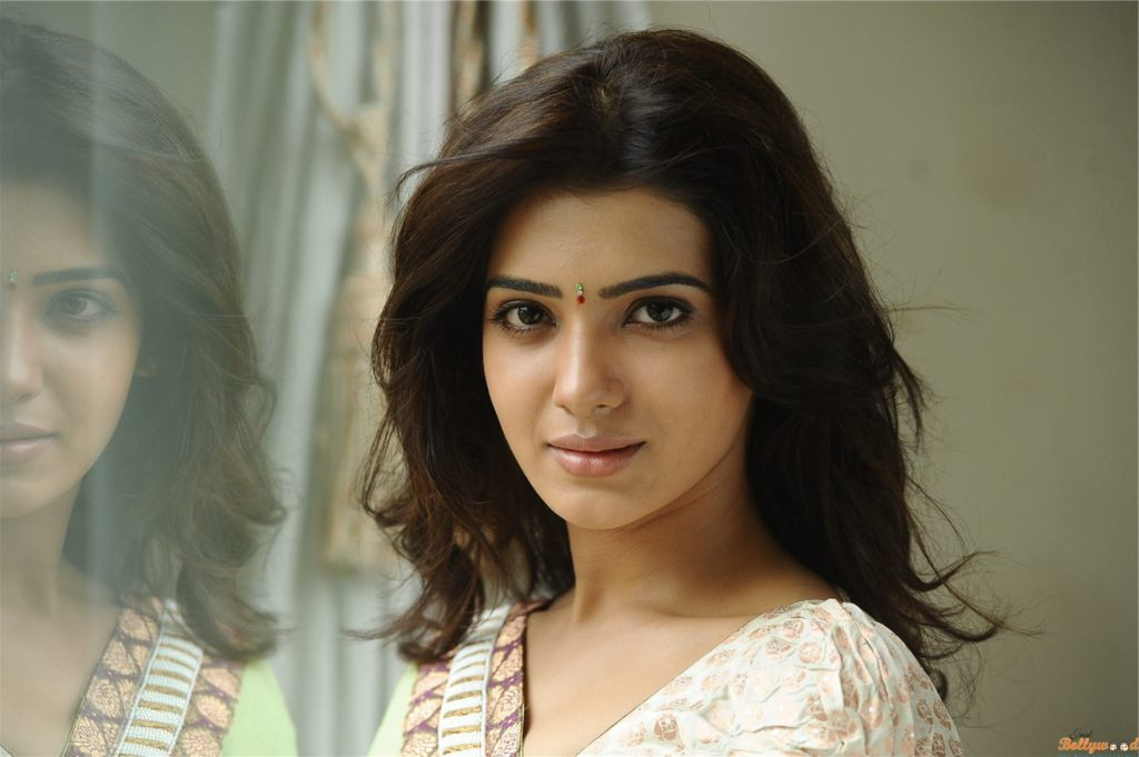 Samantha Ruth Prabhu Beautiful Photos on Latest Write A Story